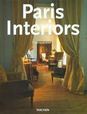 Paris Interiors (Taschen), Lisa Lovatt-Smith, Very Good
