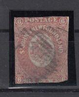 AN5407/ NEWFOUNDLAND – SG # 14 USED – CV 1035 $