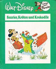 Walt Disney: Saurier, Kröten und Krokodile