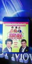 Anche Se E' Amore Non Si Vede (Blu-Ray+Dvd)  - Blu-Ray*nuovo