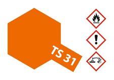 Tamiya Acryl Sprühfarbe TS-31 Leuchtorange glänzend 100ml #85031