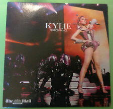 KYLIE Minogue Performance CD Live Compilation 2011 Out of my Head In my Arms Wow