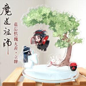 Mo Dao Zu Shi Lan WangJi Wei WuXian Acrylic Stand Figure Desktop Decor Gift 16CM