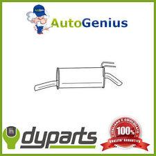 Marmitta Silenziatore posteriore FIAT MULTIPLA 1.6 16V Bipower 01>10 13651