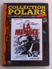 DVD LA MENACE - Yves MONTAND / Carole LAURE - Alain CORNEAU