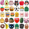 3D Cute Cartoon Silicone Airpod Protective Case Cover Skin For Apple Airpods 1/2