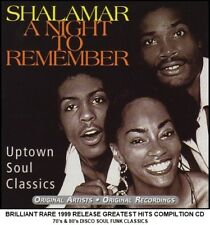 Shalamar Very Best Essential Greatest Hits Collection 70's 80's Disco Soul CD