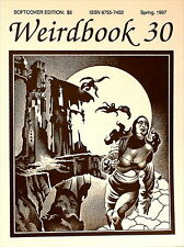 18 issues: WEIRDBOOK 12-30 Stephen King, Lumley, deCamp, Munn, Brennan, Bishop,,