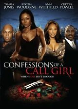 Confessions Of A Call Girl (DVD, 2009) THRILLER [Region 4] NEW/SEALED