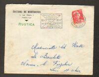 """PARIS (XIV° Arrt) EDITIONS DE MONTSOURIS """"Revue Presse RUSTICA"""" en 1956"""