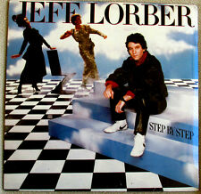 Jeff Lorber Step by Step 1985 Arista Records # AL8-8269 JAZZ FUNK Sealed LP