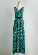Yellow Star Formal Teal Lace Sequin Long Maxi Dress Gown Plus Size 3X