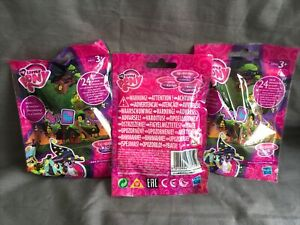 My Little Pony Blind Bags Friendship is Magic Collection Collectable New 4 Packs