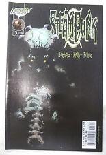 steampunk 3  cliffhanger chris bachalo image comics