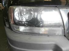 JEEP GRANDCHEROKEE RIGHT HEADLAMP LIMITED, W/O LEVELER 06/99-11/03 99 00 01 02