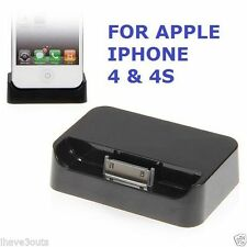 Chargers and Cradles for iPhone 4