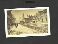 Nostalgia Postcard  General View Princes Street  Edinburgh looking East   1907