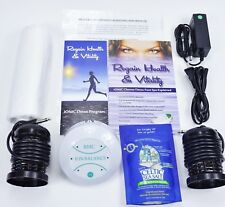 Ionic Detox foot cleanse Foot Bath Spa Chi Cleanse Unit for Home Use. Aqui Chi