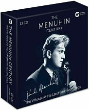 THE MENUHIN CENTURY:VIRTUOSO & HIS LANDMA NEW CD