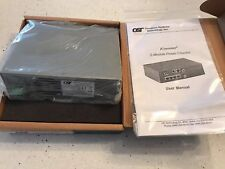 Omnitron Systems iConverter 8236-1W Media Converter Chassis To 60Vdc