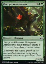 4x Overgrown armasaur   NM/M   Rivals of ixalan   Magic MTG