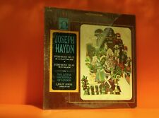 HAYDN - SYMPHONY NO 77 IN B FLAT - LESLIE JONES - IN SHRINK VINYL LP RECORD