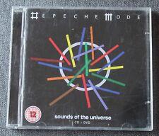 Depeche Mode, sounds of the universe, CD + DVD
