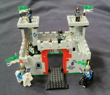 Vintage Lego 6073 KNIGHT'S CASTLE with Instructions Complete 1984