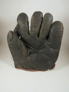 Vintage Black Stall & Dean baseball glove