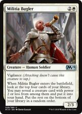 4x Militia Bugler NM-Mint, English Core Set 2019 MTG Magic