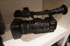 Sony hxr-nx5 NXCAM-Caméscope Full HD HD SDI commerçants Incl. XLR Micro -