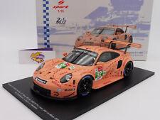 """Spark 18S393 # Porsche 911 RSR No. 92 24h Le Mans 2018 """" Pink Pig """" 1:18 ab 1,-"""