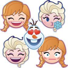 25 D 00004000 isney Frozen Emoji Stickers Party Favors Teacher Supply Olaf Elsa Anna