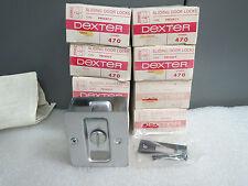 DEXTER SLIDING DOOR LOCKS No. 470 NEW IN BOX