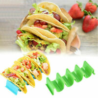 Taco Holder Mexican Food Wave Shape Hard Rack Stand Home Kitchen Cooking Tool