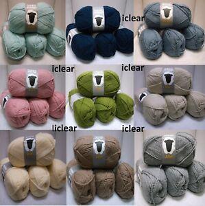 ARAN WOOL  Acrylic Knitting Yarn / Crochet Wool 100g by Happy Sheep ,free Post,,