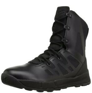 "Danner Men's Dromos 8"" Military & Tactical Boot, Black, Size 8 Model 21382"