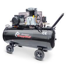 KnappWulf KW3500 Luftkompressor Druckluft Kompressor 200L Kessel 230V 10bar