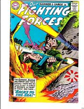 Our Fighting Forces 79 (1963): FREE to combine- in Very Good/Fine condition