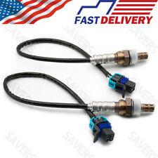 2PCS For GMC Buick Chevy Cadillac Oldsmobile Isuzu Saturn Oxygen O2 Sensor