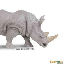 White Rhino Safari Ltd # 270229 African Wild Animal Replica Nwt