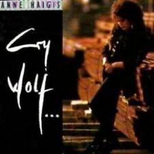 Anne Haigis Cry wolf (1992) [CD]