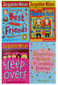 Friends Forever 4 Books Collection Set By Jacqueline Wilson Sleepovers,Best Frie