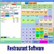 SAXPOS Point of Sale Software for POS Hospitality-Restaurant, Bar, Night Club