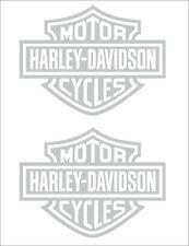 2 x Harley Davidson  Aufkleber 120 mm x 90 mm -viele Farben