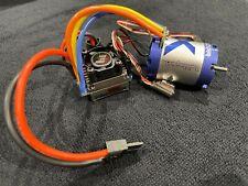 Hobby Tech Krypton 45amp Brushless ESC & 12T Xtronics Motor Combo