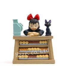 Studio Ghibli Kiki's Delivery Service Jiji Bakery Resin Figure Model Statue 6cm
