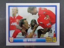 Merlin Premier League 98 - Ian Wright (Arsenal) Merlin's  #251