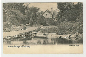 IRELAND 25 -KILLARNEY -Dinis Cottage