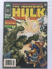 The Incredible Hulk 444 (1996) Marvel Comics Onslaught